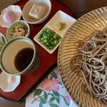徳地そば茶屋 雅 - 料理写真:雅ランチ