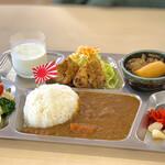 呉 ハイカラ食堂 - 数量限定「そうりゅうテッパンカレー」¥1450