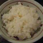カフェ 呂久呂 - セットのライス
