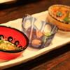 晩boo - 料理写真:珍味三種盛り