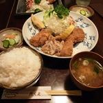 キッチン たくま - たくま盛り合わせ定食1500円♪(+50円でご飯大盛り♪)