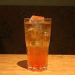 北の味紀行と地酒 北海道 - 赤肉メロンサワー