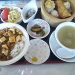 甲子亭 - 飲茶ランチ