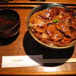 ブタリアンレストラン - 豚丼880円
