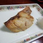 さわぐち - さわぐち定食のホッケの焼き魚☆