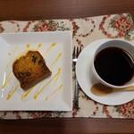 カフェ パウワウ - 料理写真: