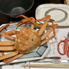 割烹かわぐち - 料理写真:かに三昧セット