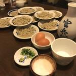 官兵衛 - 皿蕎麦