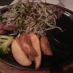 あさくま - 和風ハーブステーキ