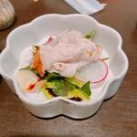 チャイナひめは菜 - 雲白肉