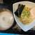 きじ亭 - 2020年12月 濃厚つけ麺(煮干し) 700円