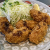 そば処蔵乃家 - 料理写真:カキフライ定食 ¥1100-