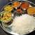 本格インド料理の店 ボンベイ - 料理写真:平日ランチのケララミニミールス