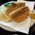 和泉屋 - 料理写真:アジフライ