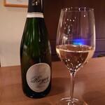 ビストロ シャンパーニュ - Champagne Royer Réserve Brut(シャンパーニュ・ロワイエ レゼルヴ ブリュット)
