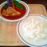 木多郎 - チキン野菜の5番(2)