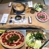 丹波篠山 近又 - 料理写真:ぼたん鍋・丹波篠山産地野菜