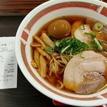 東大阪市花園ラグビー場 食堂 - 料理写真:ラガーメン