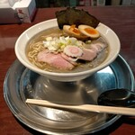 らーめん 恵本将裕 - 煮干ラーメン・醤油