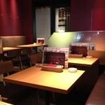 YEBISU BAR - 店内は、喫煙席と禁煙席に分煙されています。