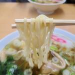 田村屋 - 麺リフ
