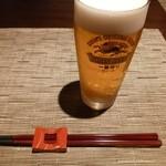 14305462 - 2012.08まずはビールから♪