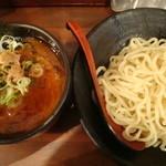 油屋製麺 - 辛つけ麺