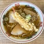 原食堂 - 料理写真:原食堂@青森 天中華そば(700円)