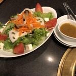 和牛専門店 焼肉 牛和 - レンコンが美味しかったです。