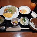 チサンホテル - 朝食