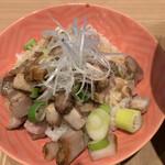 Ramenuxokakicchin - チャーシュー丼