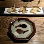 Muan - 浜名湖産 鯊の天ぷら