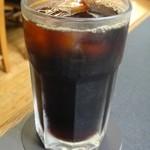 山本珈琲館 - アイスコーヒー600円
