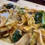 中国料理 久田 - 麺