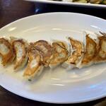 中国料理 久田 - 餃子
