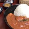 Sido - 料理写真:チキンカレー辛口¥850+ご飯大盛¥50