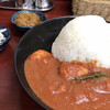 shido- - 料理写真:チキンカレー辛口¥850+ご飯大盛¥50