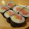 海鮮すし問屋 粋亭 - 料理写真:とろたく巻