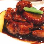 JOE'S SHANGHAI NEWYORK - 黒酢酢豚