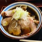 そば処 丸三真鍋 - 料理写真: