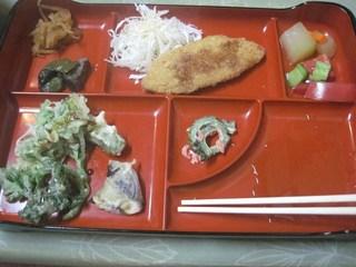 本沢温泉 - 夕食(蕎麦は食べた)
