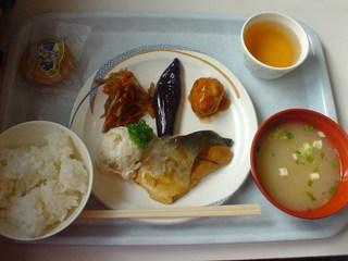 白馬山荘 - 夕食