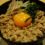 Yakitoritasaki - 和風つくね丼