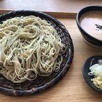 Nasusaryou - ごま黒麹味噌つけそば