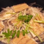 穂々恵み - 穴子と牛蒡の土鍋ご飯