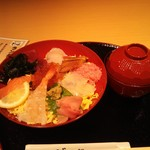 14308680 - 日替り海鮮丼