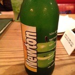 14308706 - ニュートン、という名前の低アルコールフルーツビール。確か3.5%