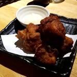 和食バル KO-IKI - 鶏のから揚げ:590円+税