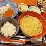 澄まし処 お料理 ふくぼく - Dセット¥1,800