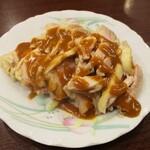 中国料理 茗華楼 - 棒棒鶏。     2020.12.20